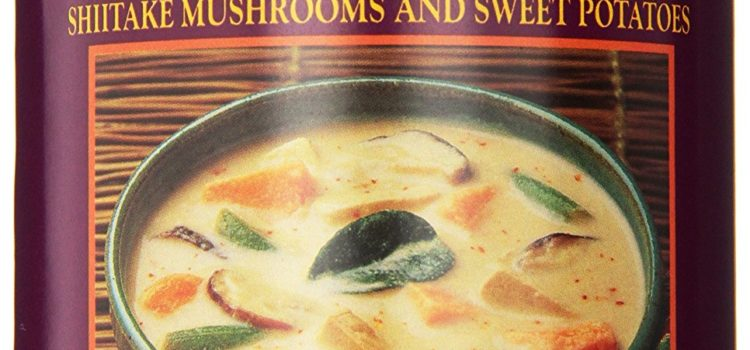 Amy's Kitchen Thai Coconut (Tom Kha Pak) Soup Review