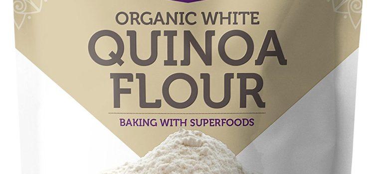 LiveKuna Gluten-Free Organic Quinoa Flour Review