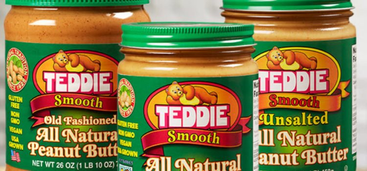 Teddie All Natural Smooth Peanut Butter Review