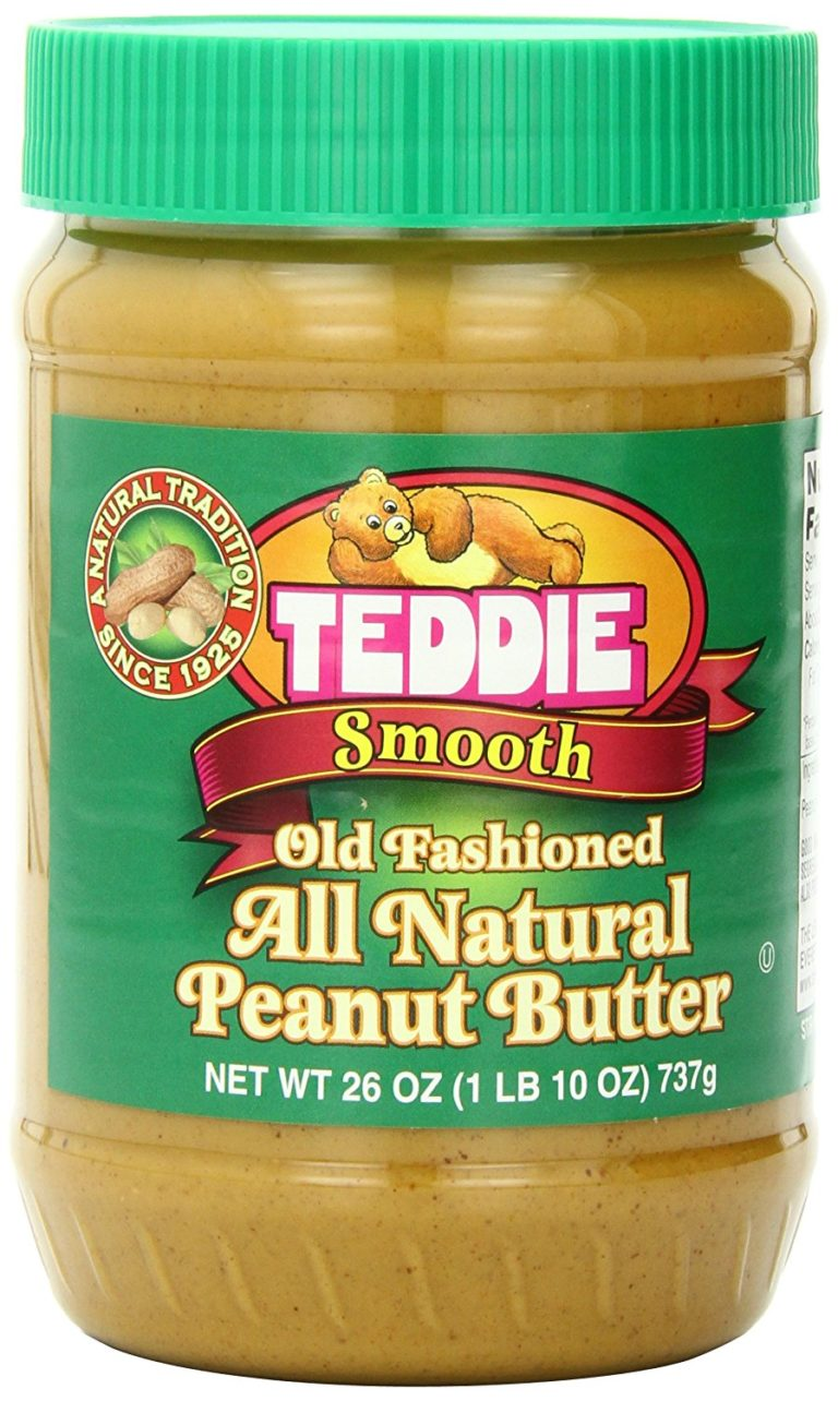 Teddie All Natural Smooth Peanut Butter Review The Vegan