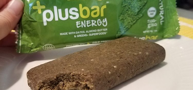 Greens Plus +PlusBar Energy Review – Natural Flavor