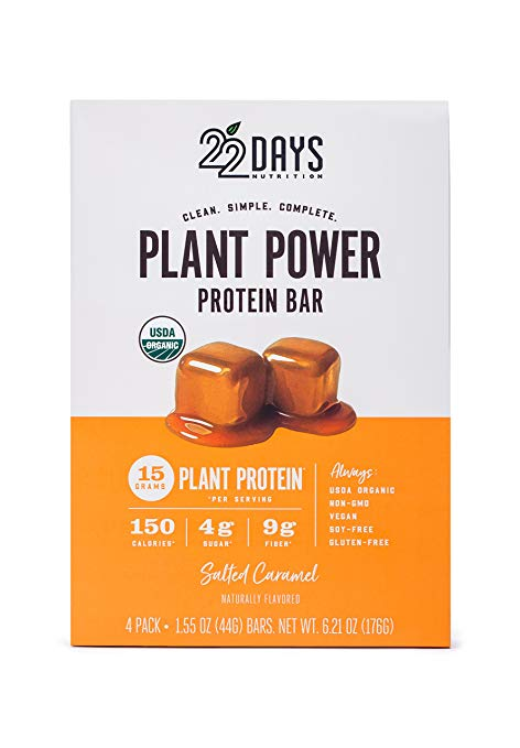 Top 5 High Protein Plant-Based Vegan Protein Bars - The ...