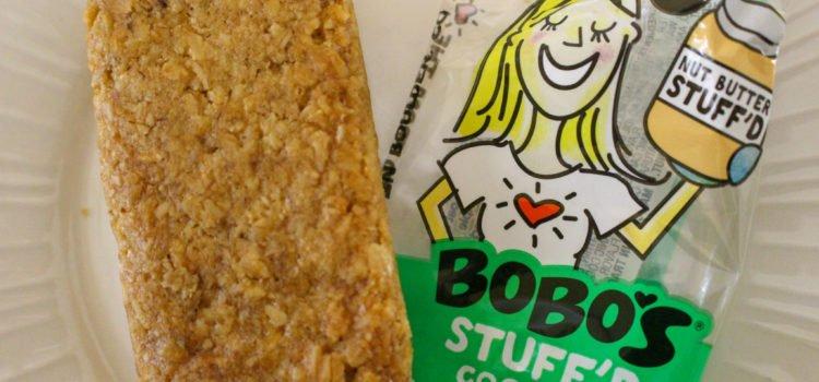 Bobo's Stuff'd Oat Bar Review – Coconut Almond Butter