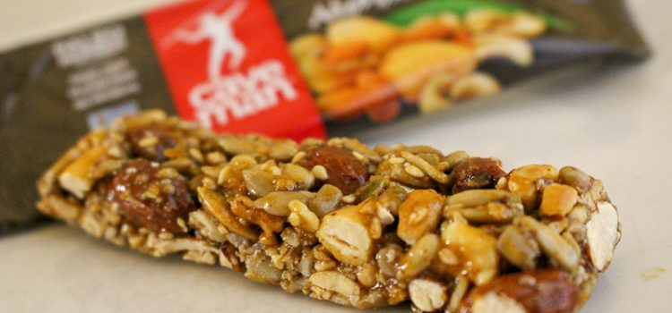 Caveman Paleo Inspired Vegan Nutrition Bar Review – Almond Cashew