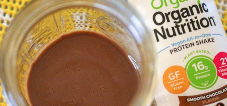Orgain Organic Nutrition Vegan All-In-One Protein Shake Review – Smooth Chocolate
