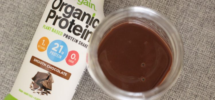 Orgain Organic Protein Plant-Based Vegan Shake Review – Smooth Chocolate