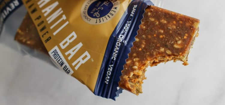 Shanti Bar Review – The Superfood Vegan Protein Bar – Revitalize Goldenberry