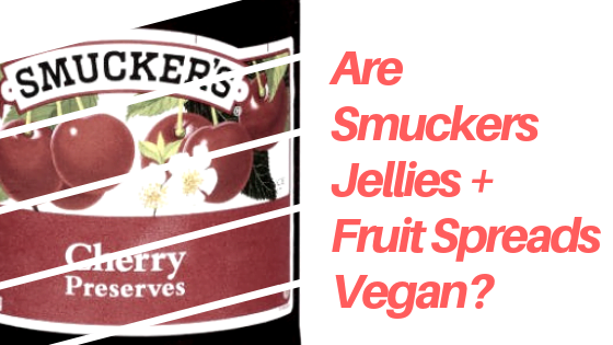 Is Smuckers Jelly Vegan?
