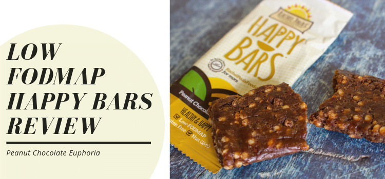 Happy Bars Review – Peanut Chocolate Euphoria