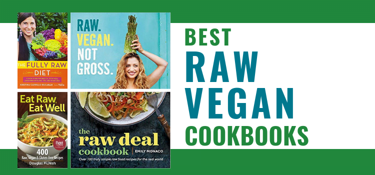 Best Raw Vegan Cookbooks