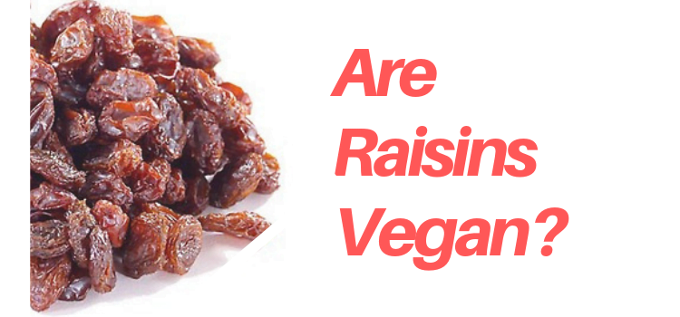 Are Raisins Vegan?
