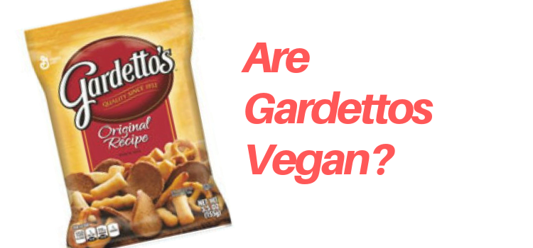 Are Gardettos Vegan?
