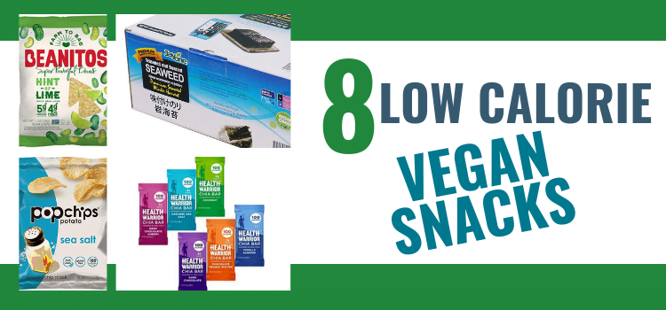 8 Great Low Calorie Vegan Snacks