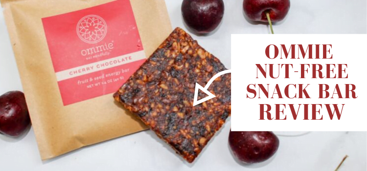Ommie Bar Review – Cherry Chocolate
