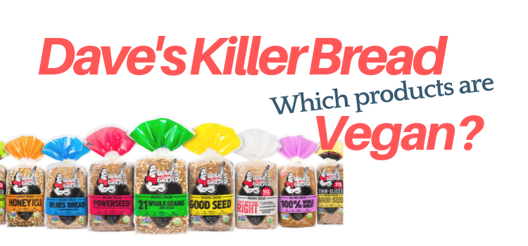 Is Dave's Killer Bread Vegan?