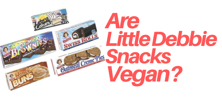Vegan Little Debbie Snacks