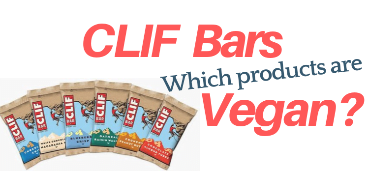 Which Clif Bars Are Vegan?