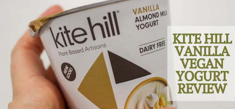 Kite Hill Vegan Plant-Based Yogurt Review – Vanilla