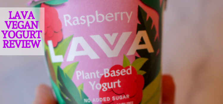 LAVA Plant-Based Yogurt Review – Raspberry