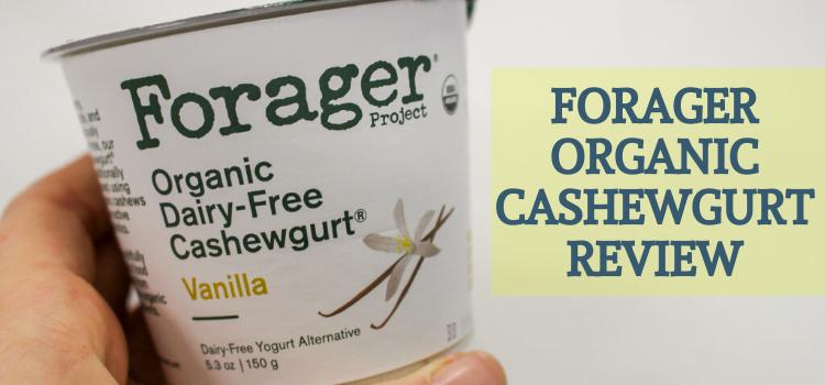 Forager Organic Dairy-Free Cashewgurt