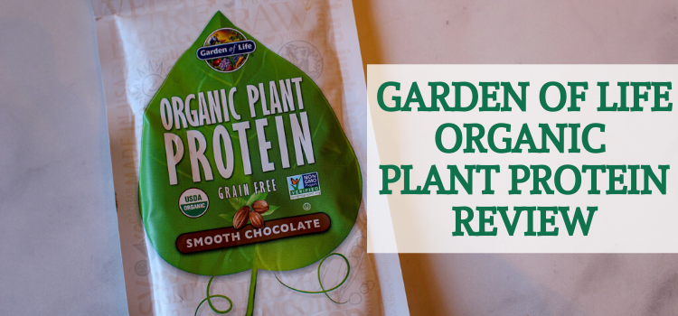 Garden of Life Organic Plant Protein Grain Free Review – Smooth Chocolate