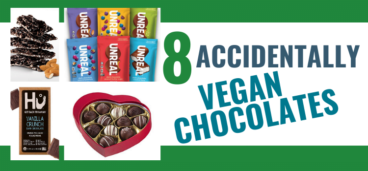 Accidentally Vegan Chocolate
