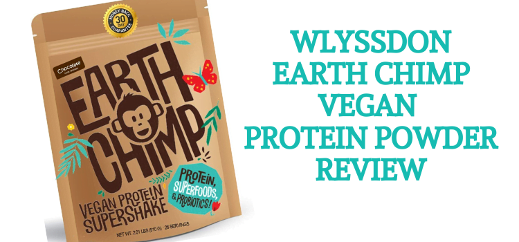 Wlydsson Earth Chimp Vegan Protein Powder Review – Chocolate