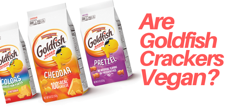 Are Goldfish Crackers Vegan?