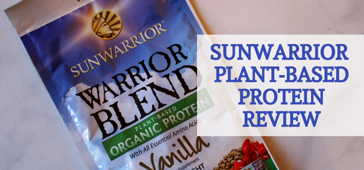 Sunwarrior Warrior Blend Plant-Based Organic Protein Review – Vanilla