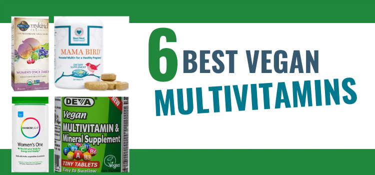 6 Best Vegan Multivitamins