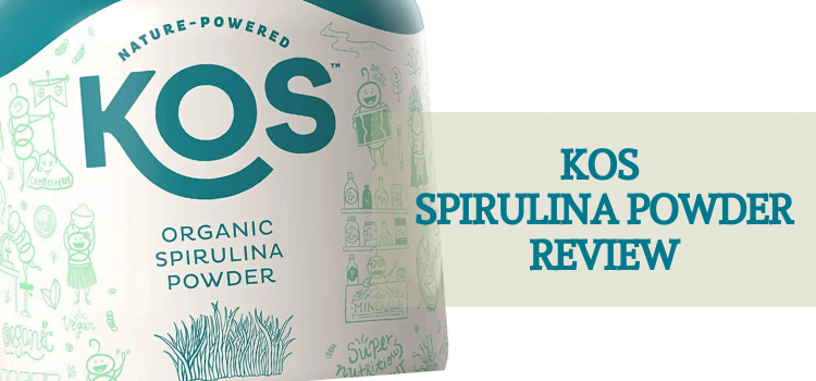 KOS Spirulina Powder Review