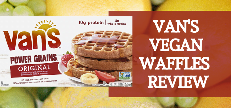 Van's Waffles Vegan – Where to Buy Van's Waffles – Van's Waffles Vegan Nutrition