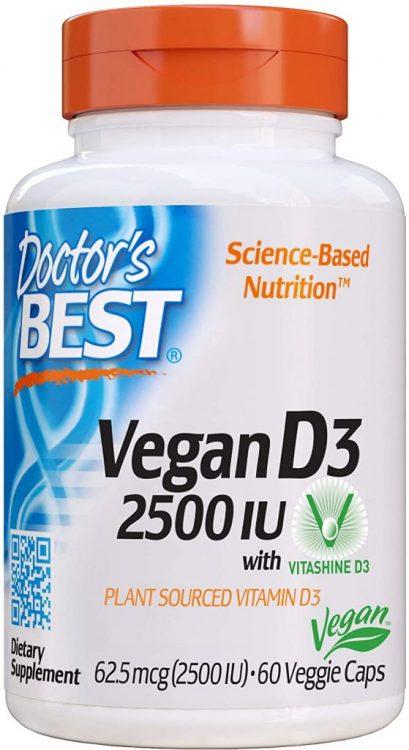 5 Best Vegan Vitamin D Supplements And 3 Best Vegan Vitamin D Drops The Vegan S Pantry