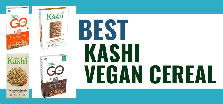 Kashi Vegan Cereal