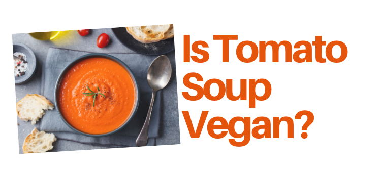 Is Tomato Soup Vegan? PLUS Best Tomato Soup
