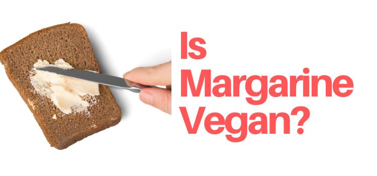 Can Vegans Eat Margarine? Is Margarine Vegan?